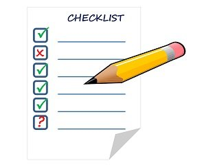 Maintenance Checklists Myrtle Beach
