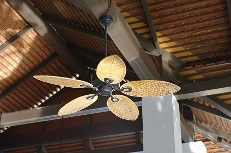 Myrtle Beach Electrician on Using Outdoor Ceiling Fans